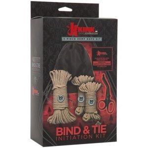 Bind & Tie Set - 5-teilig