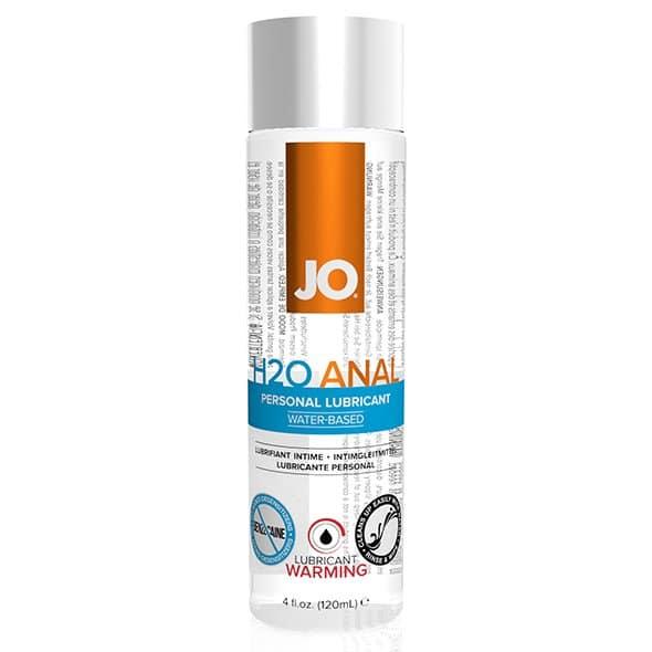 System JO - H20 ANAL WARMING (120ml)