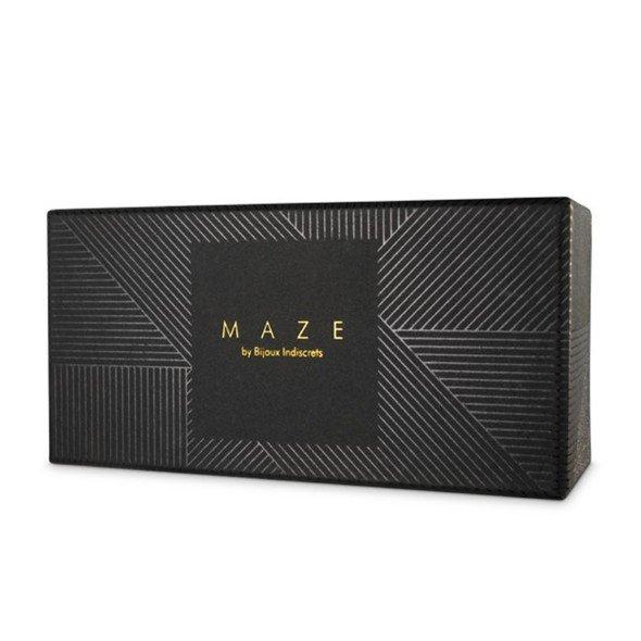 MAZE - Halsband mit Leine