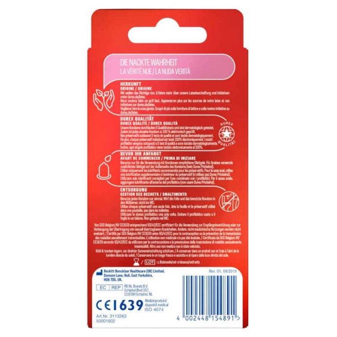 Durex Kondome Gefühlsecht Classic