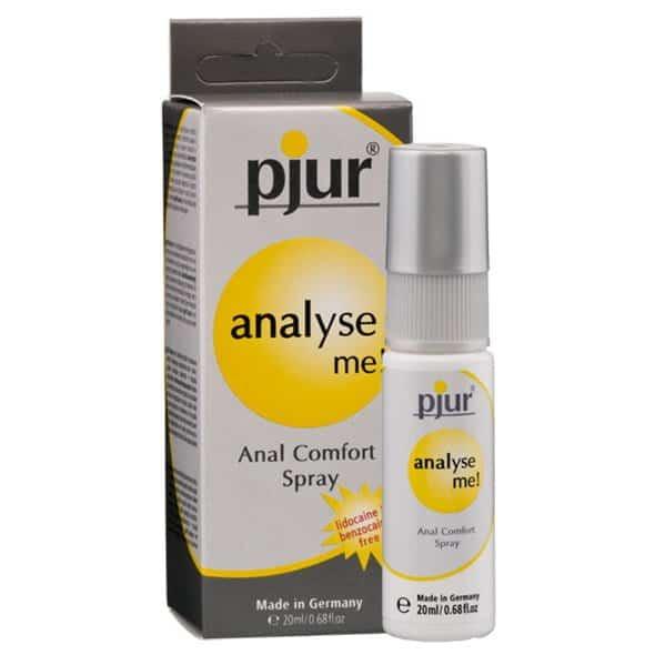 pjur analyse me! Anal Comfort Spray