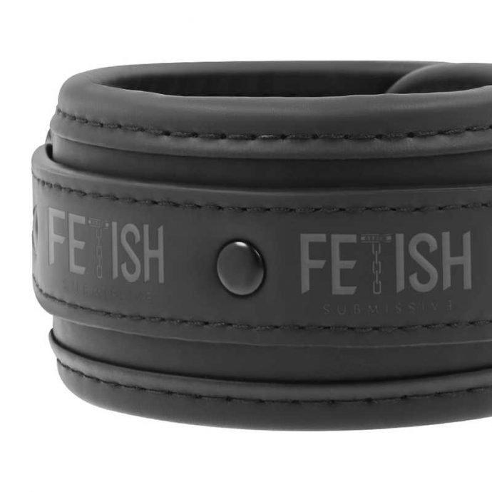 Fetish Submissive Hogtie Cuffs Set