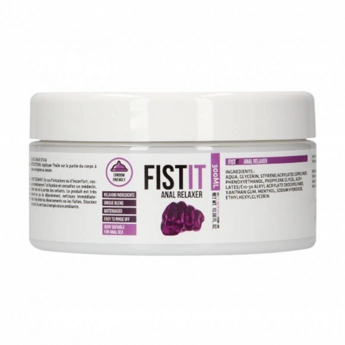 Fist It - Anal Relaxer