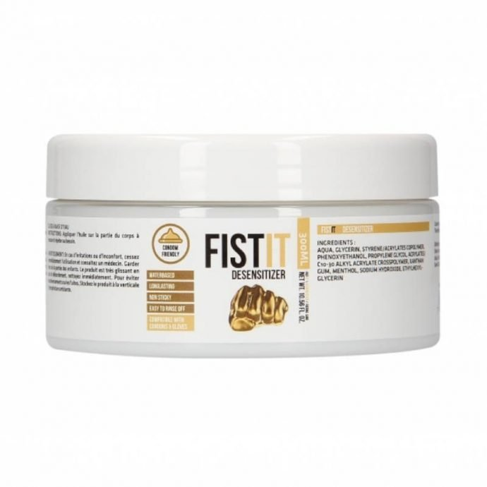 Fist It - Numbing Lube
