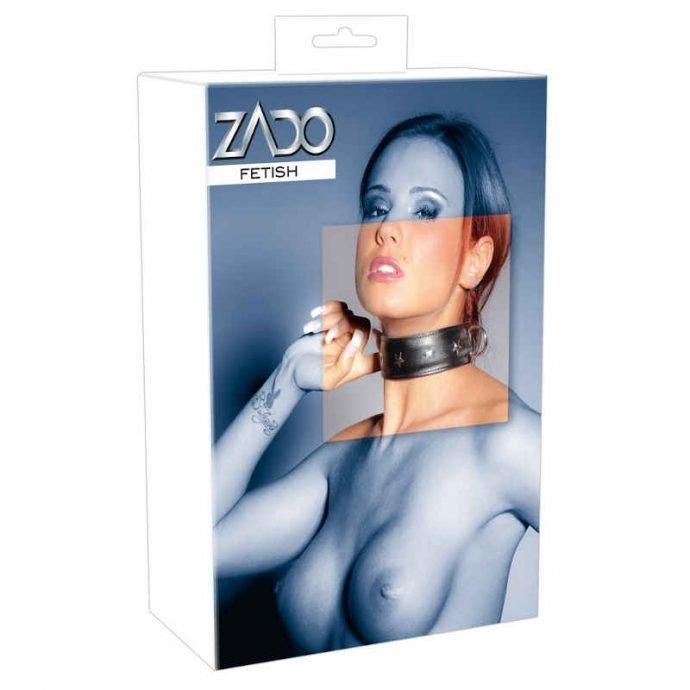 ZADO Halsband mit Nieten