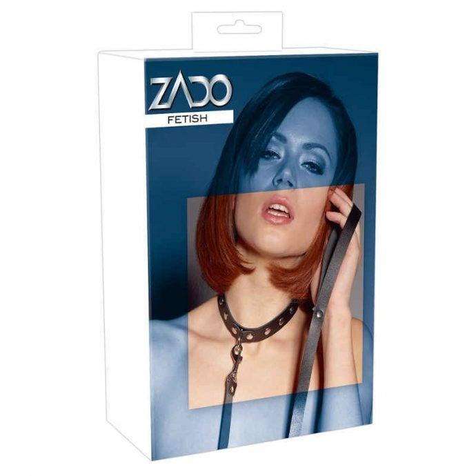 ZADO Halsband mit Leine