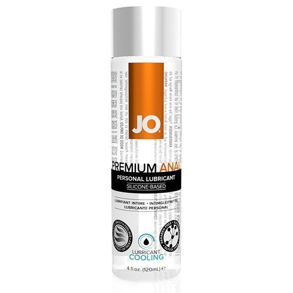System JO - Premium ANAL COOLING (120ml)