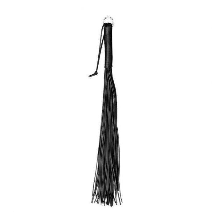 Peitsche aus PVC, 60 cm lang