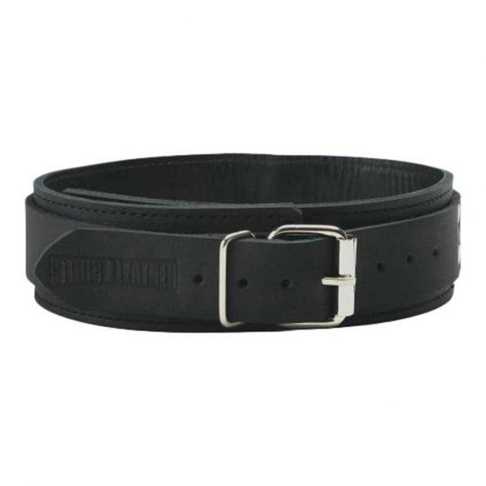 BDSM Lederhalsband - Strict Leather