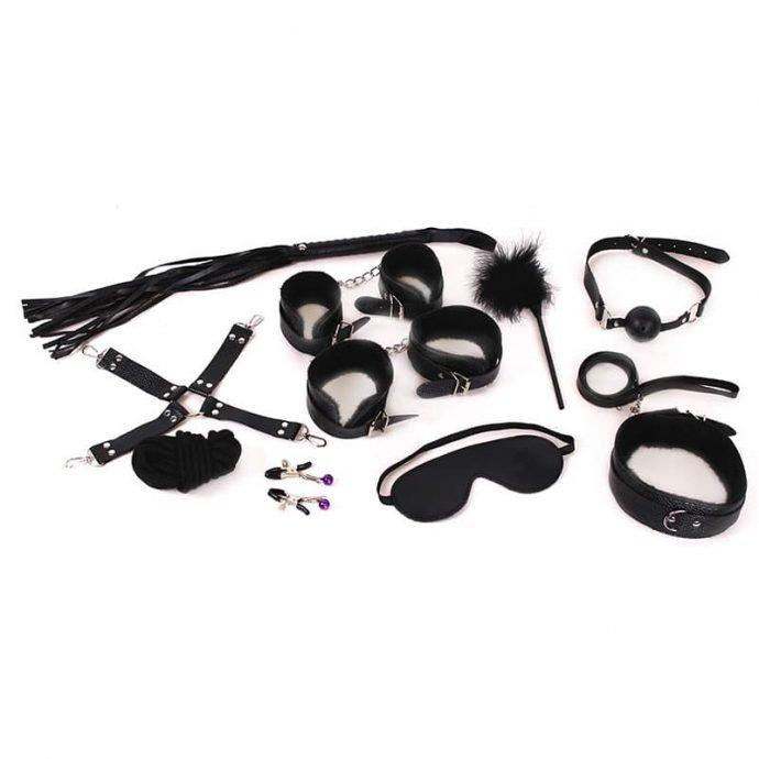 Bondage Set   BDSM Fantasy Kit
