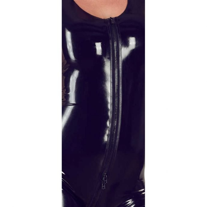 Latex-Catsuit ohne Arme
