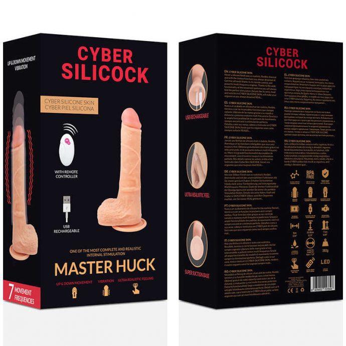 Cyber Silicock Master Huck