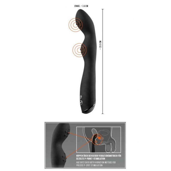 REBEL P-Spot Vibrator