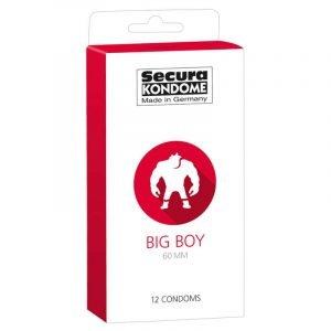 Secura Bigboy Kondome 12|24|100