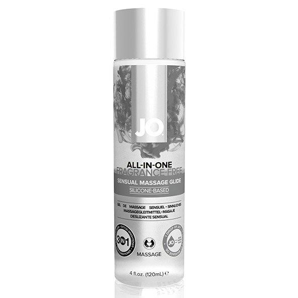 JO - All-in-One Massage-Gleitmittel (120ml)