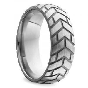 Stainless Steel Tire DoNut Cockring