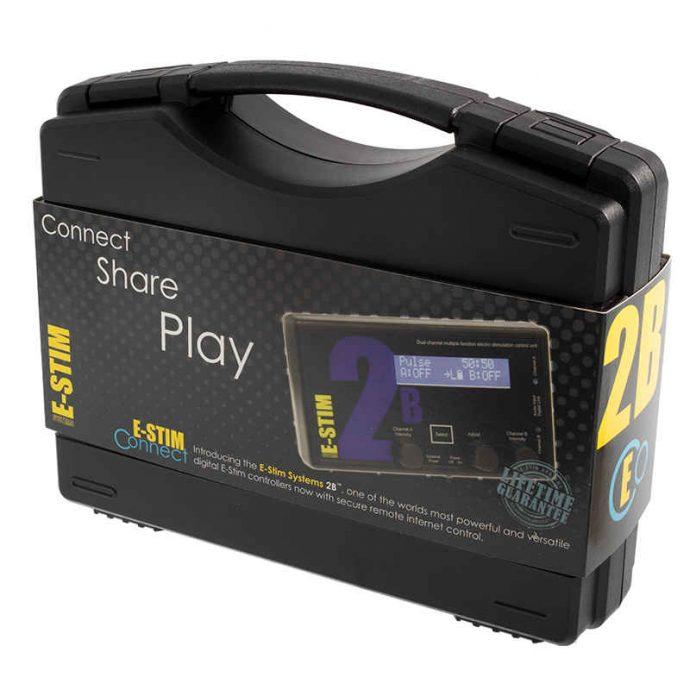 Elektrostimulation über das Internet! - E-Stim Connect Pack