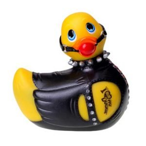 I Rub My Duckie - Bondage