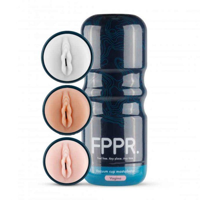 FPPR. Masturbator