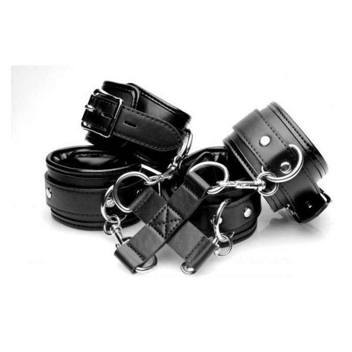 Hog-Tie Fessel Set