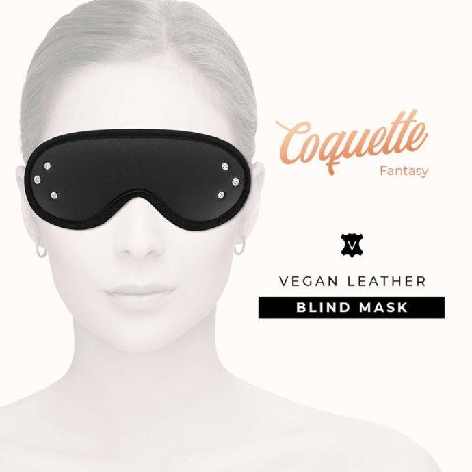 Blindfold veganes Leder
