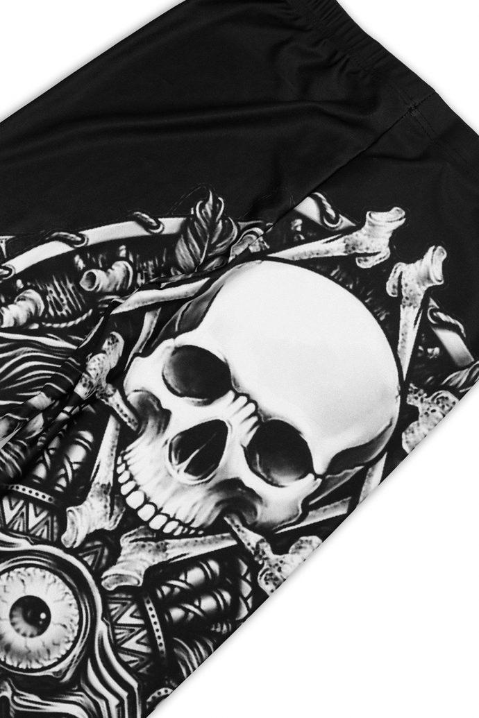 Ocultica Skull Leggins